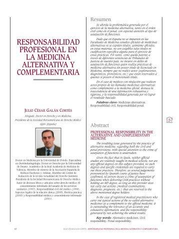 legales - Fundación Medicina y Humanidades Médicas