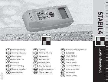 Gebrauchsanweisung - Technik-und-Elektronik.de