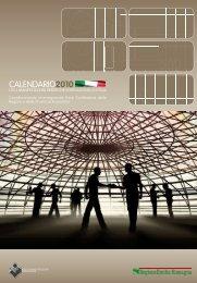 Calendario 2010 - Aefi