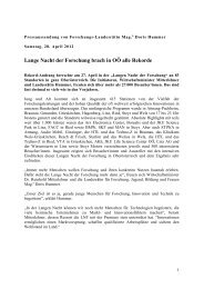 Nachbericht LNDF 2012. - TMG