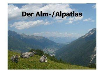 Alm-Atlas (Erich Tasser)