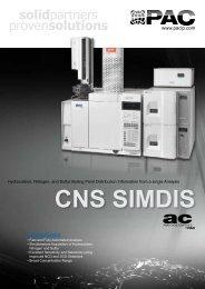 cns simdis - SICA