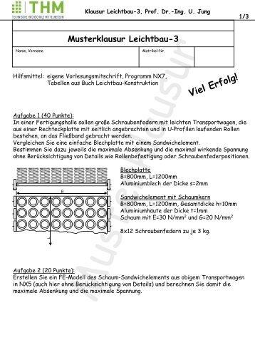 Musterklausur Leichtbau-3