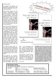 A4-Infoblatt ganz 2009 - Meudalismus - Dr. Harald Wozniewski
