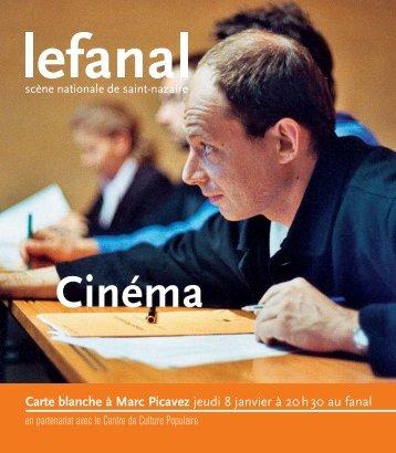 Cinéma - Saint-Nazaire