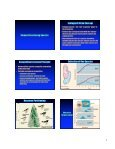 Ecological Principles Ecology The Scope of Ecology Population ... - Page 3