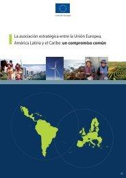 Asociación estratégica entre la Unión Europea, América ... - Europa