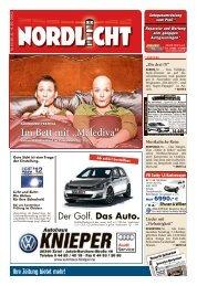 VW Touran 2.0 TDI-DPF - Jeversches Wochenblatt