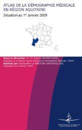région Aquitaine - Conseil National de l'Ordre des Médecins