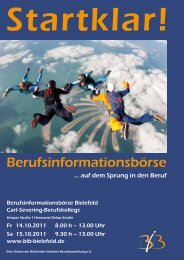 Startklar! - BIB Bielefeld