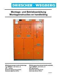 Montage - Driescher • Wegberg