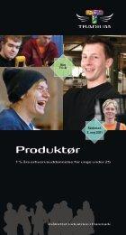 Produktør - Tradium