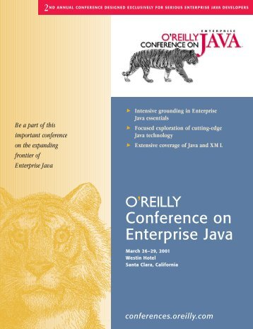 Conference on Enterprise Java