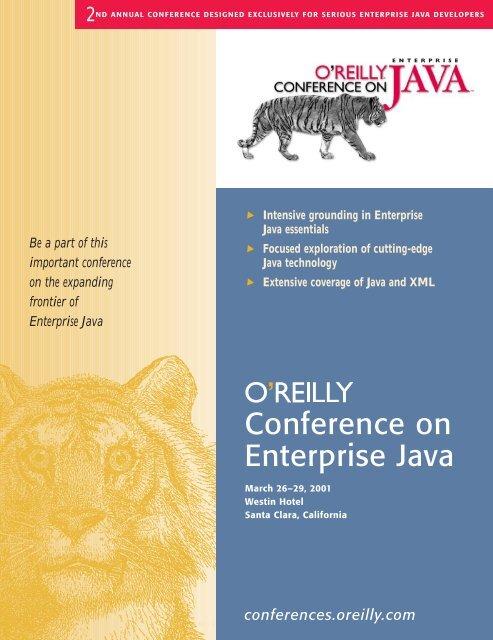 Conference on Enterprise Java