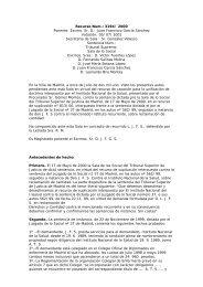 3194/ 2000 Ponente: Excmo. Sr. D.: Juan Francisco García Sánchez ...