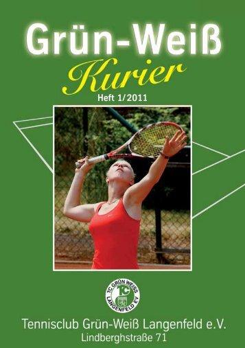Ausgabe 1/2011 - Mannschaften