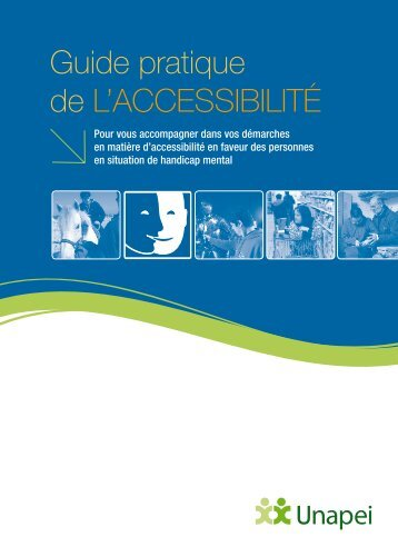 Guide pratique de L'ACCESSIBILITÉ - Roumics