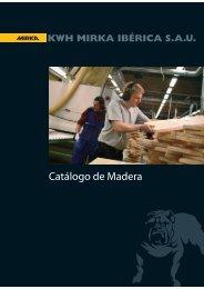 Catálogo de Madera