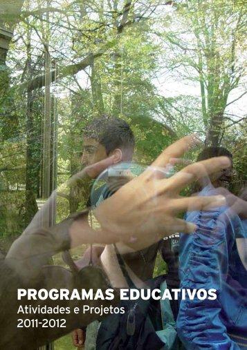 Programas Educativos 2011/2012 - Fundação de Serralves