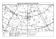 Aufsuchkarte Messier 81 & Messier 82