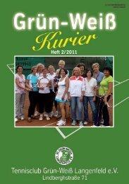 Heft 2/2011 - Mannschaften