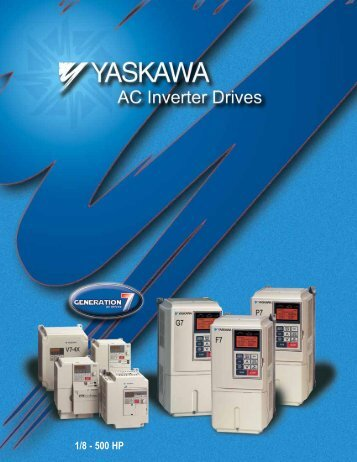 Generation 7 Drives - Motor Systems, Inc.