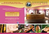 We Aim To Offer Our Clients A True - Knightsbrook Hotel Spa & Golf ...