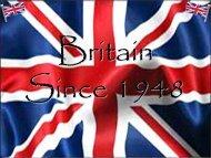 Britain Since 1948