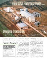 Pine Lake Corn Processors, Steamboat Rock, IA - Biofuels Journal