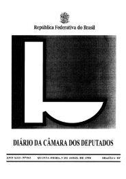 IlIARI())A CAMARA »()S» - Câmara dos Deputados