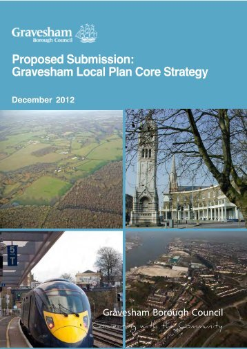 Proposed Submission: Gravesham Local Plan Core Strategy