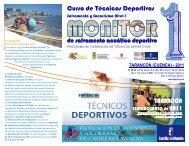 Curso de Técnicos Deportivos - Federación de Salvamento y ...