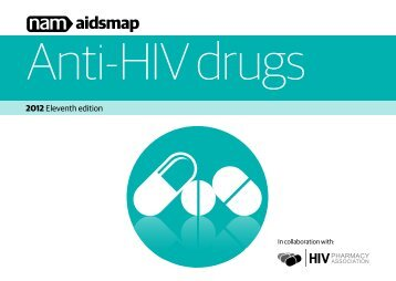 Anti-HIV drugs