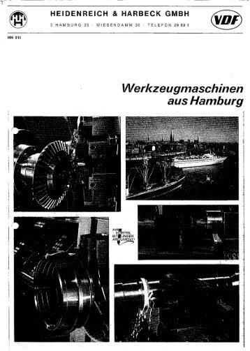 Page 1 HEIDENREICH 81 HARBECK GMBH 2 HAMBURG 33 ...