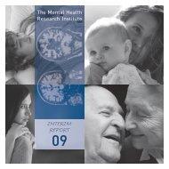 INTERIM REPORT - Mental Health Research Institute