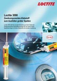 Loctite 3090 Flyer PDF