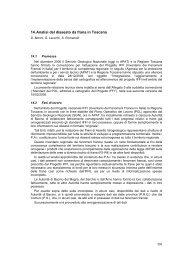 14. Analisi del dissesto da frana in Toscana - Ispra