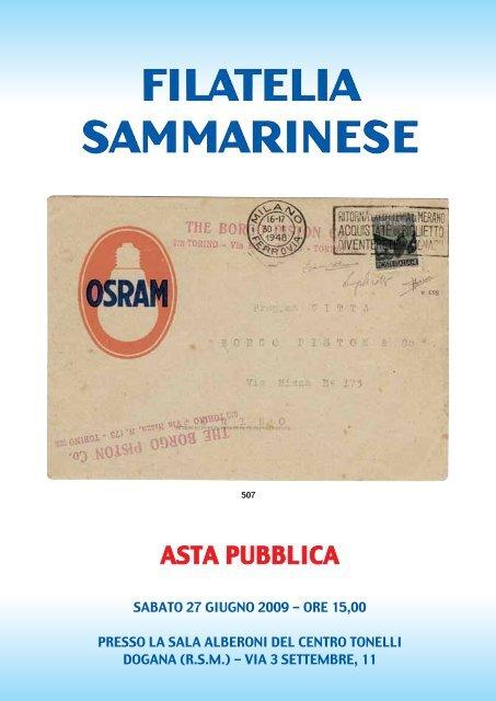 "10 BLU 10 /""x14/"" mailing affrancatura posta ordinaria Sacchetti"