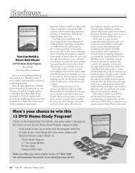145 - You Can Build a Straw Bale House, DVD Home-Study Program