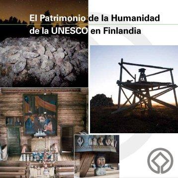 El Patrimonio de la Humanidad de la UNESCO en Finlandia
