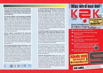 Was wird aus der Hände weg - Die Linke - Kreisverband Herzogtum ...