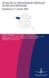 région Bretagne - Conseil National de l'Ordre des Médecins
