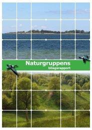bilag til naturgruppens rapport - Nationalpark Sydfyn