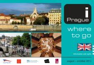 where to go - i-Prague