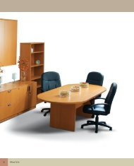 High Pressure Laminate Desk - Modern Office Products