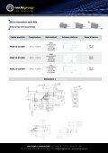 MICRO INTERRUTTORI MICRO SWITCHES Everel ... - Necto Group - Page 3