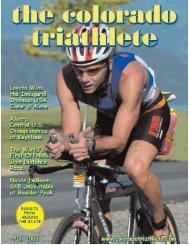 Ultraman - Colorado Triathlete