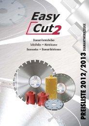Preisliste Easy Cut 2012_ohne Preise.indd