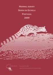 mammal survey serra da estrela portugal - De Zoogdiervereniging