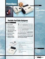 Portable Fuel Color Analyzers - ROFA Praha sro
